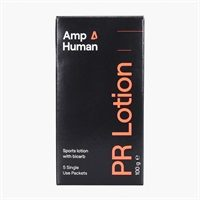 Amp Human PR Lotion 5 x On-the-go Packets