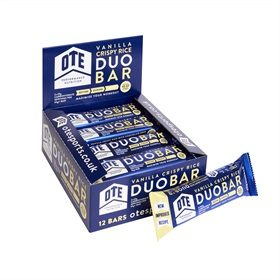 OTE - Duo Energy Bar - Vanilla and White Chocolate Chip