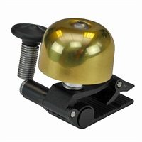 Upgrade Mini Bell - Brass