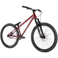 DMR - Bikes - Sect Pro - Candy Red