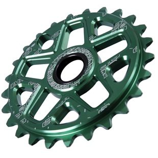 Green DMR spin standard drive chainring