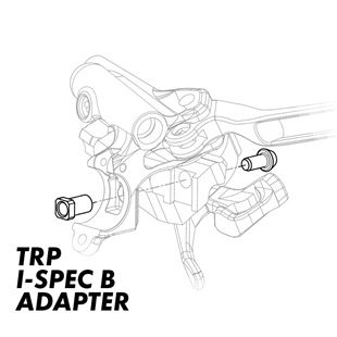 TRP - Brakes - Spares - Brake Adaptor - Shimano