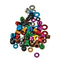 DMR Colour Nutz 9.5mm 3/8th from Upgrade Bikes