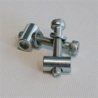 Thomson - Stems - Spares - Replacement Bolts - Pair - Silver